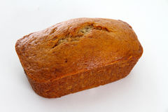 Banana Bread Loaf Royalty Free Stock Image