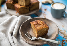 Banana Bread Stock Photos