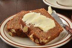 Banana bread Royalty Free Stock Images