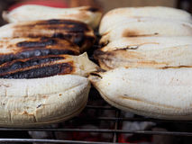 Banana broil Stock Image