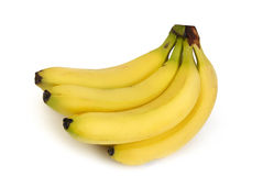 Banana brunch Royalty Free Stock Photo