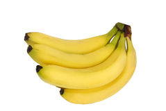 Banana brunch Stock Photo