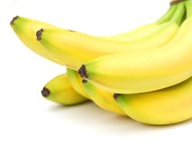 Banana bunch Stock Photo