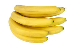 Banana bunch Stock Image