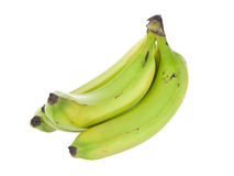 Banana bunch Stock Images