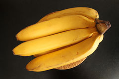 Banana bunch Royalty Free Stock Images