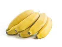 Banana. Bunch banana on isolated background Stock Image