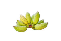 Banana bunches Royalty Free Stock Photos