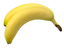 Banana bundle Stock Photo