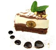 Banana cake Royalty Free Stock Photography