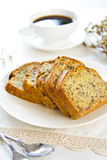 Banana cake Stock Photography