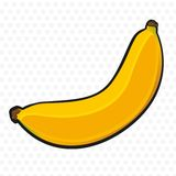 Banana catoon Royalty Free Stock Image