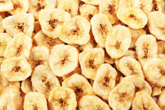 Banana chips Stock Photos