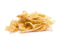 Banana chips Royalty Free Stock Photos