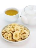Banana chips royalty free stock image