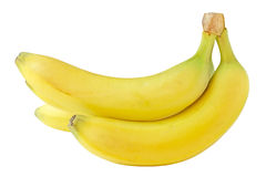 Banana Cluster Royalty Free Stock Photography