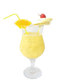 Banana cocktail Stock Photos