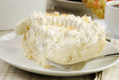 Banana Cream Pie Royalty Free Stock Images
