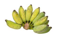 Banana crua Fotografia de Stock Royalty Free