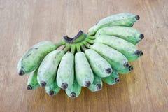 Banana crua Imagens de Stock Royalty Free