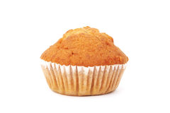 Banana cup cake Stock Photography