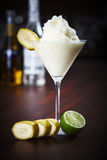 Banana Daiquiri Royalty Free Stock Photo