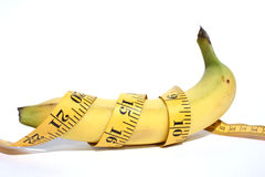 Banana Diet Royalty Free Stock Photos