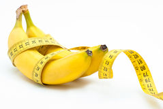 Banana Diet Stock Photos