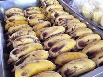 banana do fruto Fotografia de Stock