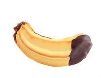 Banana dos bolinhos Imagens de Stock Royalty Free