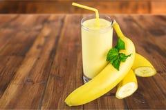 Banana drink Stock Photos
