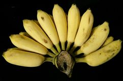 Banana fresca Imagens de Stock