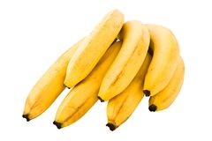 Banana. Fruit Royalty Free Stock Images