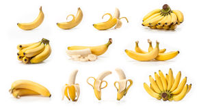 Banana fruit Royalty Free Stock Photography