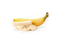 Banana fruit Royalty Free Stock Photos