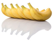 Banana Fruit VIII Stock Photography