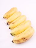 Banana Fruits. Banana is the fruit found abundance in tropical climate. Good for energy and health Stock Photos