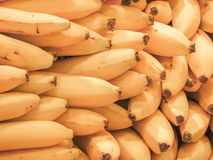 Banana fruits background Royalty Free Stock Photo