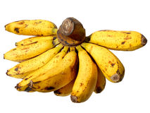 Banana Fruit Stock Image