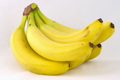 Banana group Royalty Free Stock Photo