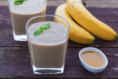 Super food smoothie Stock Images
