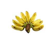 Banana - isolata Fotografia Stock