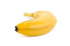 Banana isolated Stock Image