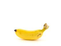 Banana. Isolated over white background Royalty Free Stock Photo