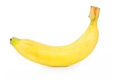 Banana. Isolated on white background Stock Photos