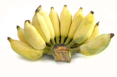 Banana isolated Royalty Free Stock Photography