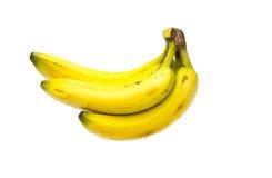 Banana. Isolated on white background royalty free stock images