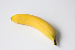 Banana isolated on white background Royalty Free Stock Image