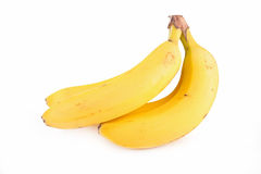 Banana isolated Stock Image