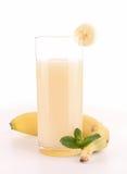 Banana juice Stock Photo